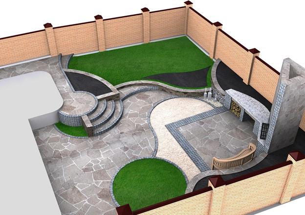 5 Landscape Design Features for High-End Homes